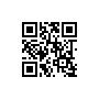 メルマガ登録 携帯(ガラケー)用 QRコード